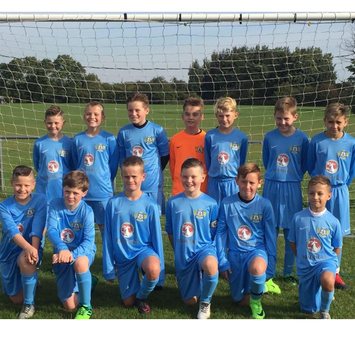 Ashington CFC under 11's