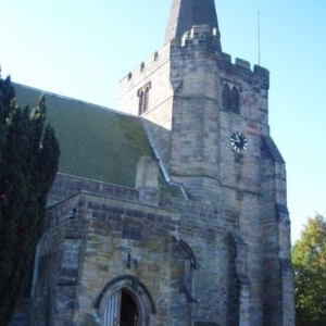St Denys Church, Rotherfield