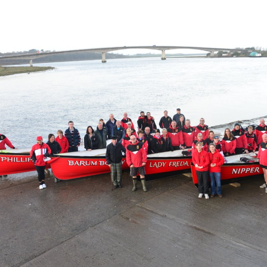 Barnstaple Pilot Gig Club CIO Boathouse