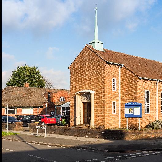Martin Way Methodist Church