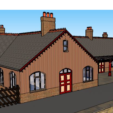 The Ecclesbourne Valley Railway