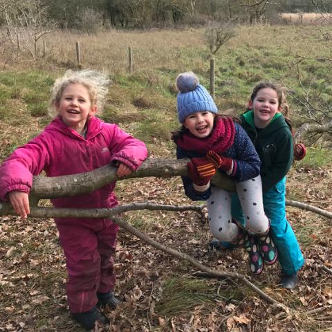 Nature Explorers Forest School