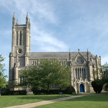 St Mary's PCC Andover