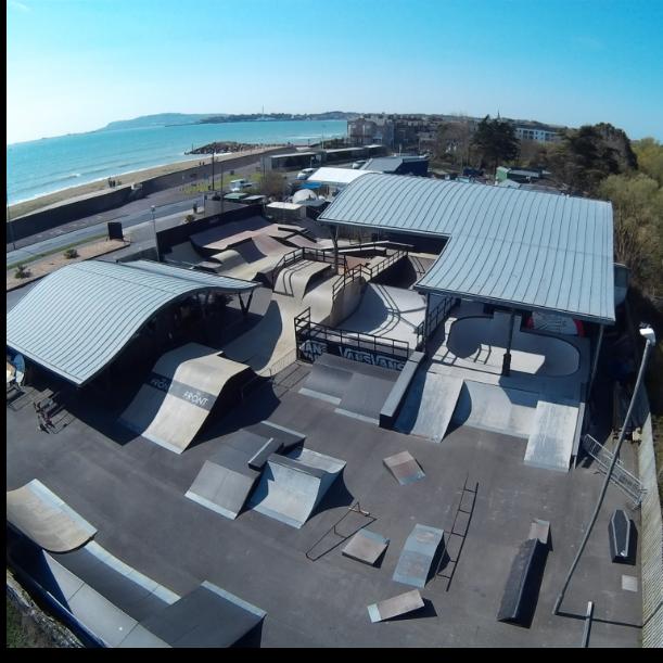 The Front Skatepark