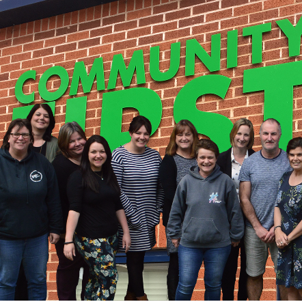 Community First - Wilts