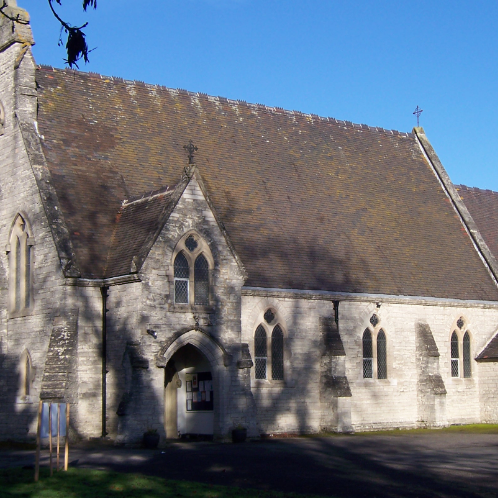 St. Mary's R.C. Church Studley