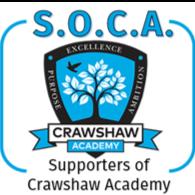 Supporters of Crawshaw Academy