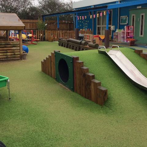 Putnoe Woods preschool
