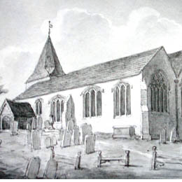 St Mary's Church Westerham