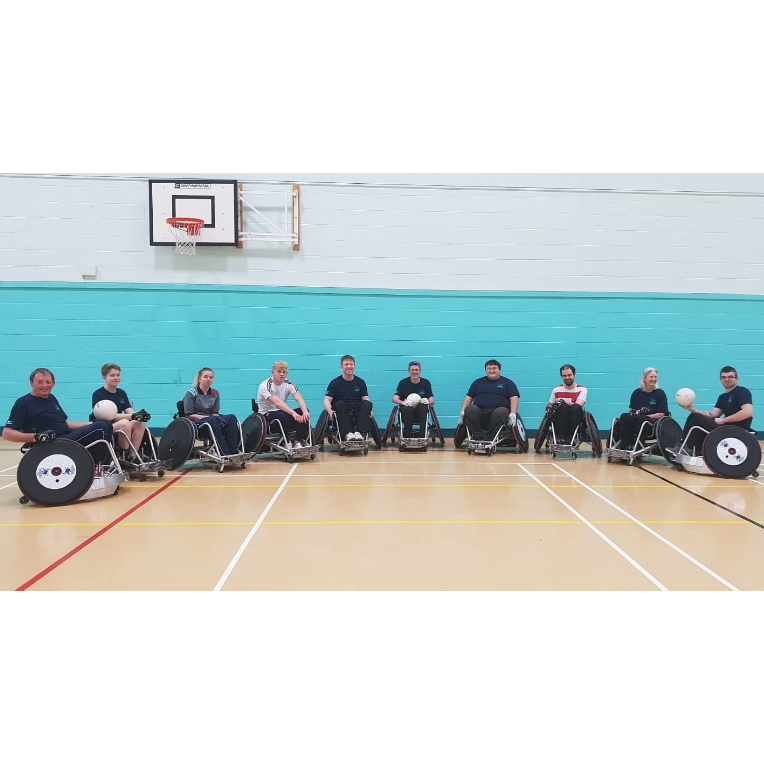 Berkshire Banshees Wheelchair Rugby Club