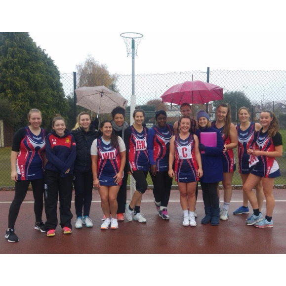 Old Actonians Netball Club
