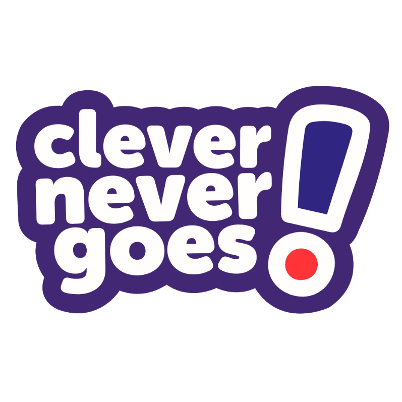Clever Never Goes