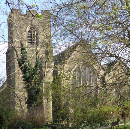 St John The Divine, Merton