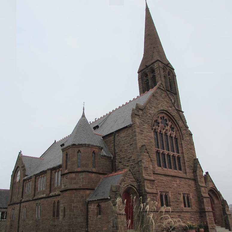 Troon St Meddan's Parish Church