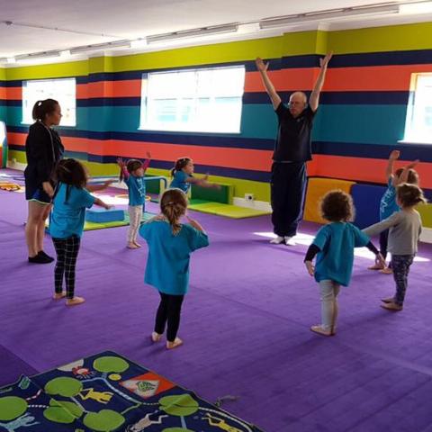 Erewash Valley Gymnastics Club