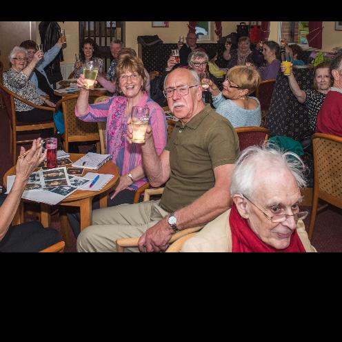 Supporting older people - Harrogate