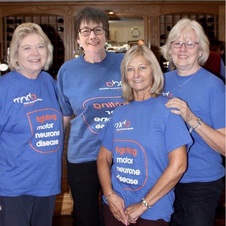 Motor Neurone Disease Association West Sussex South