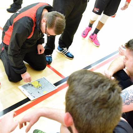 University of Chester Basketball