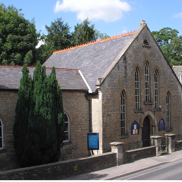 Bladon Junior Church