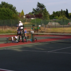 Shirley Park Lawn Tennis Club