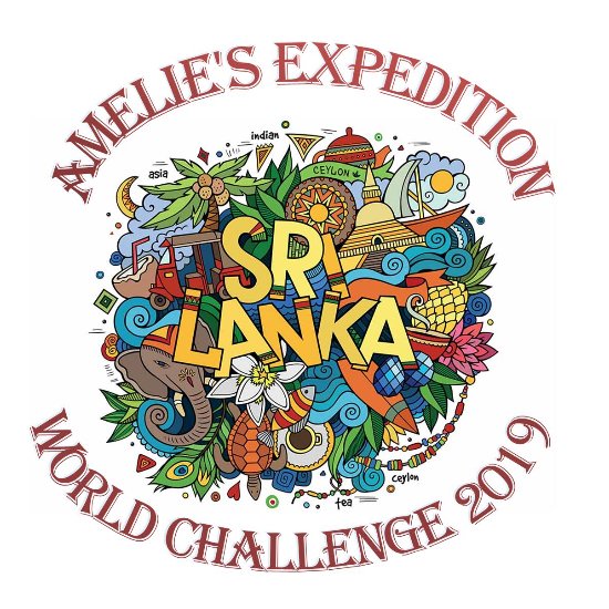 World Challenge Sri Lanka 2019 - Amelie Puddicombe