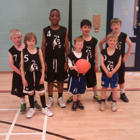 Worthing D & D Basketball Club