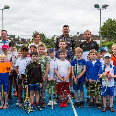 Purley Bury Tennis Club