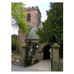 All Saints Church - Daresbury, Cheshire