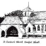St Saviours Church - Coalpit Heath
