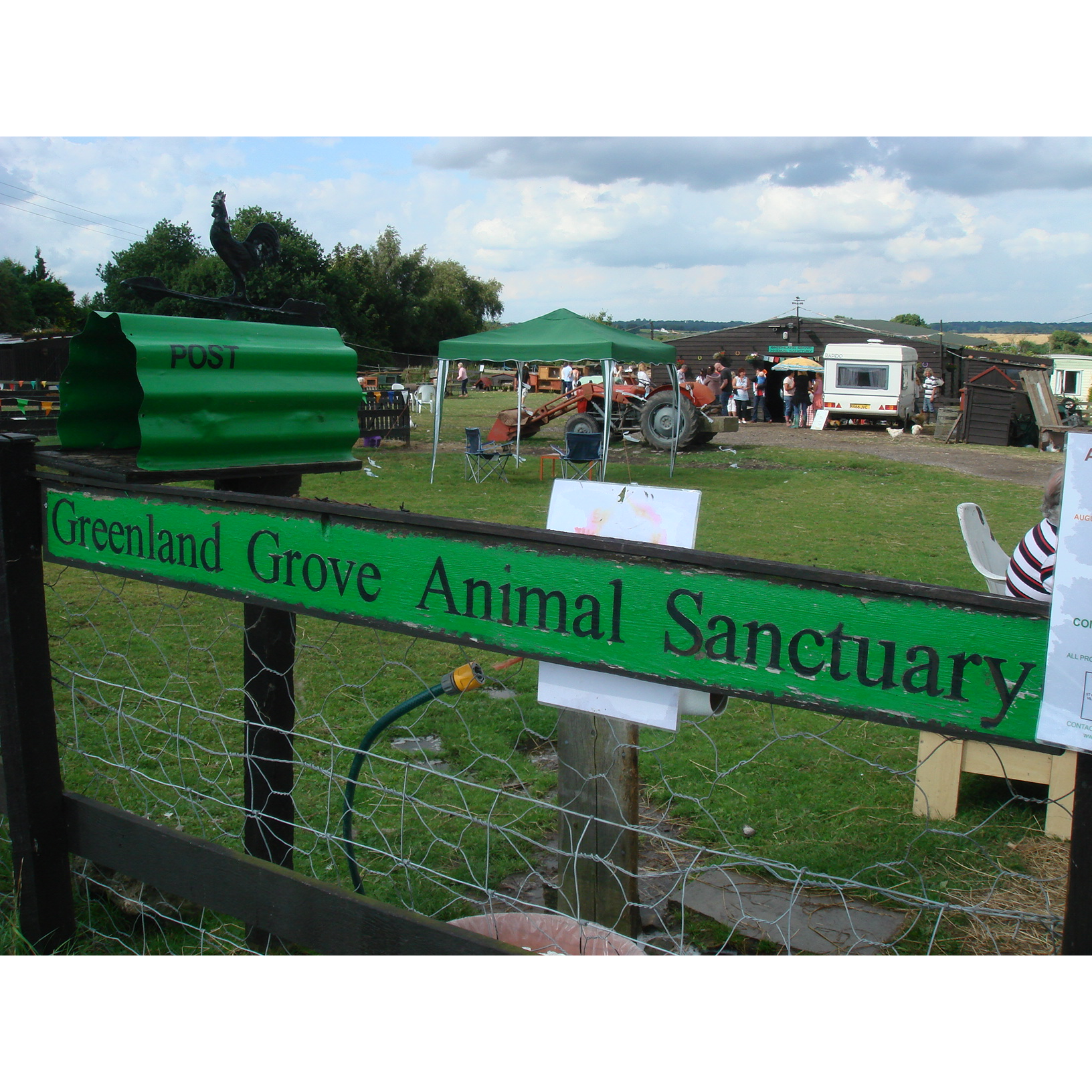 Greenland Grove Animal Sanctuary - St Osyth