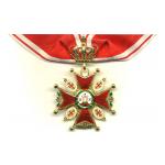 The Order of St Stanislas