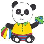 Panda Playgroup - Sticky Mitts and Tiny Tots