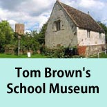 Friends of Tom Brown's School Museum