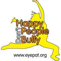 EyePAT CIC - Happy People Don't Bully