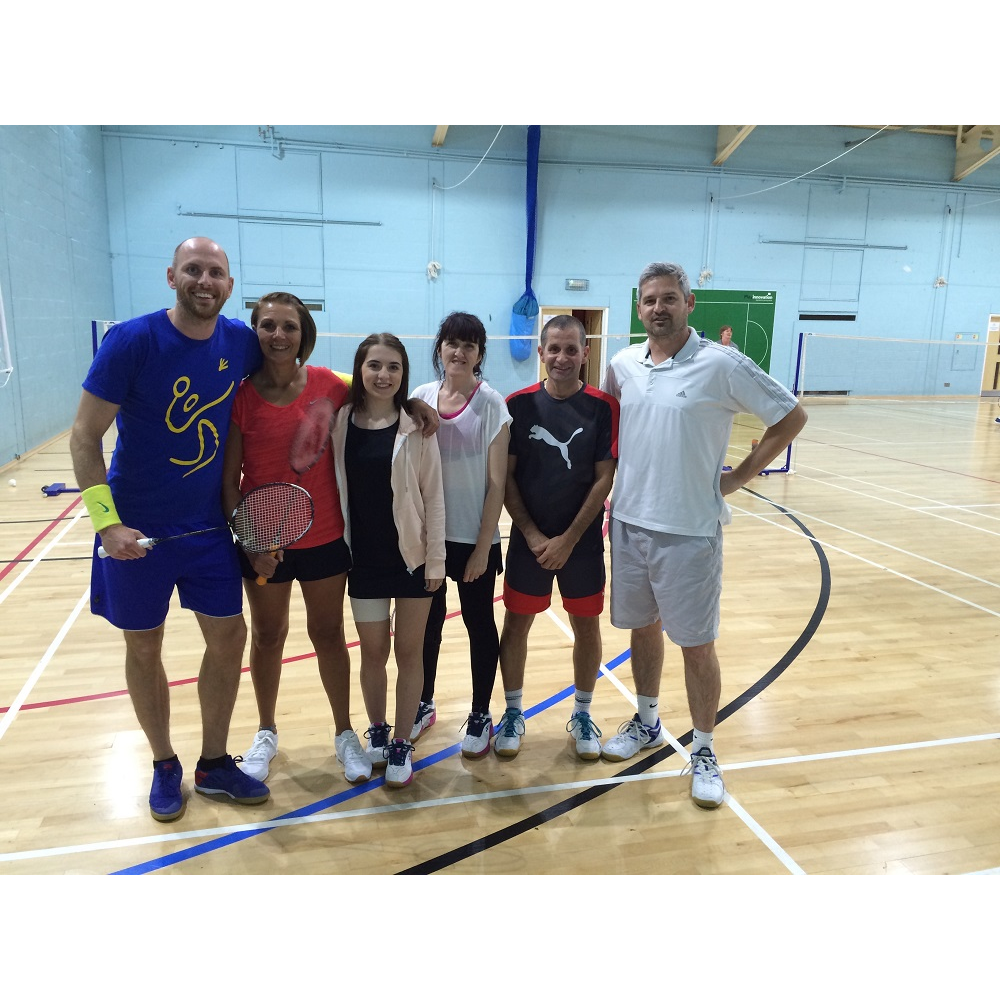 Stratton Polska Badminton Club