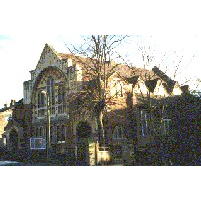 Bush Hill Park United Reformed Church