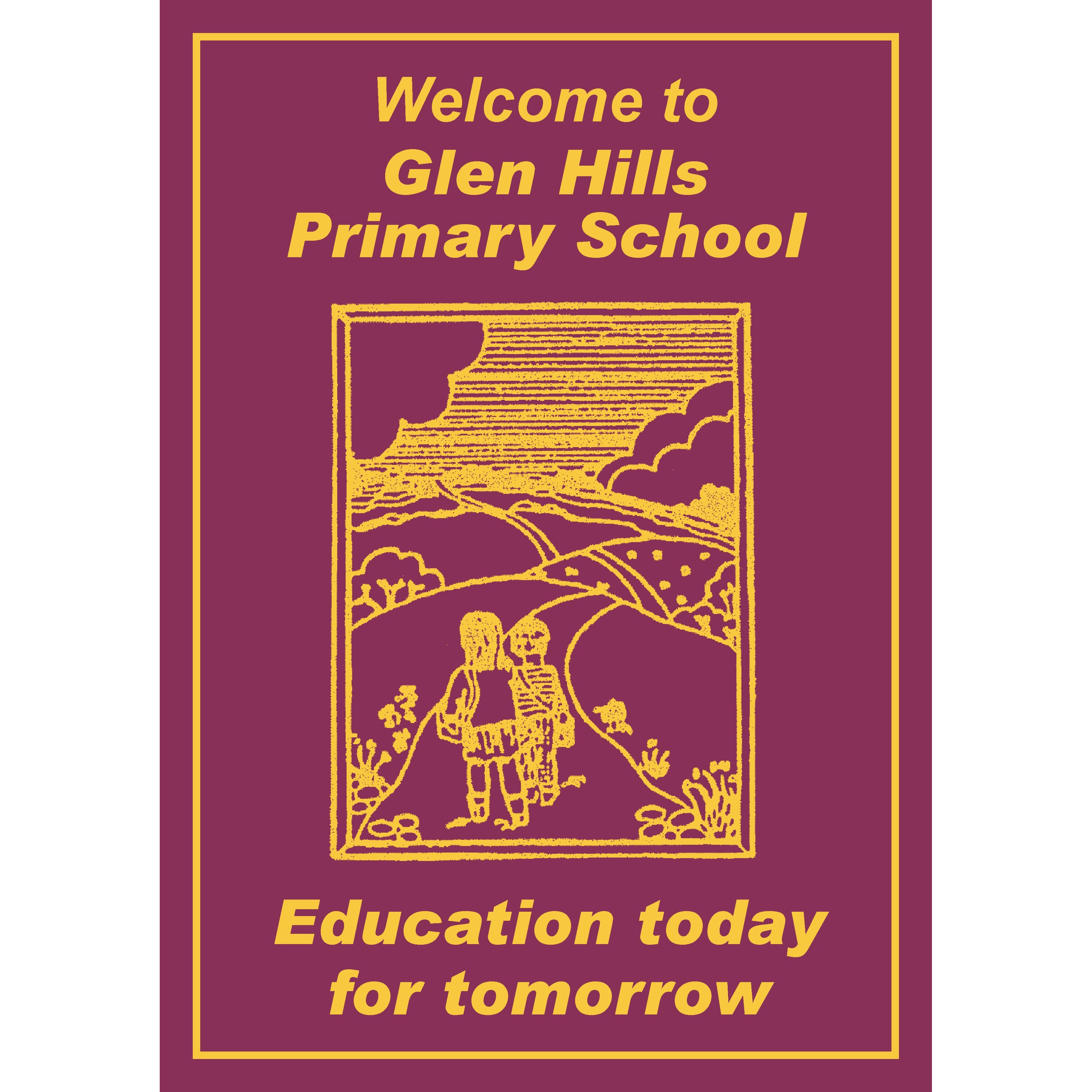 Glen Hills School PSA - Leicester
