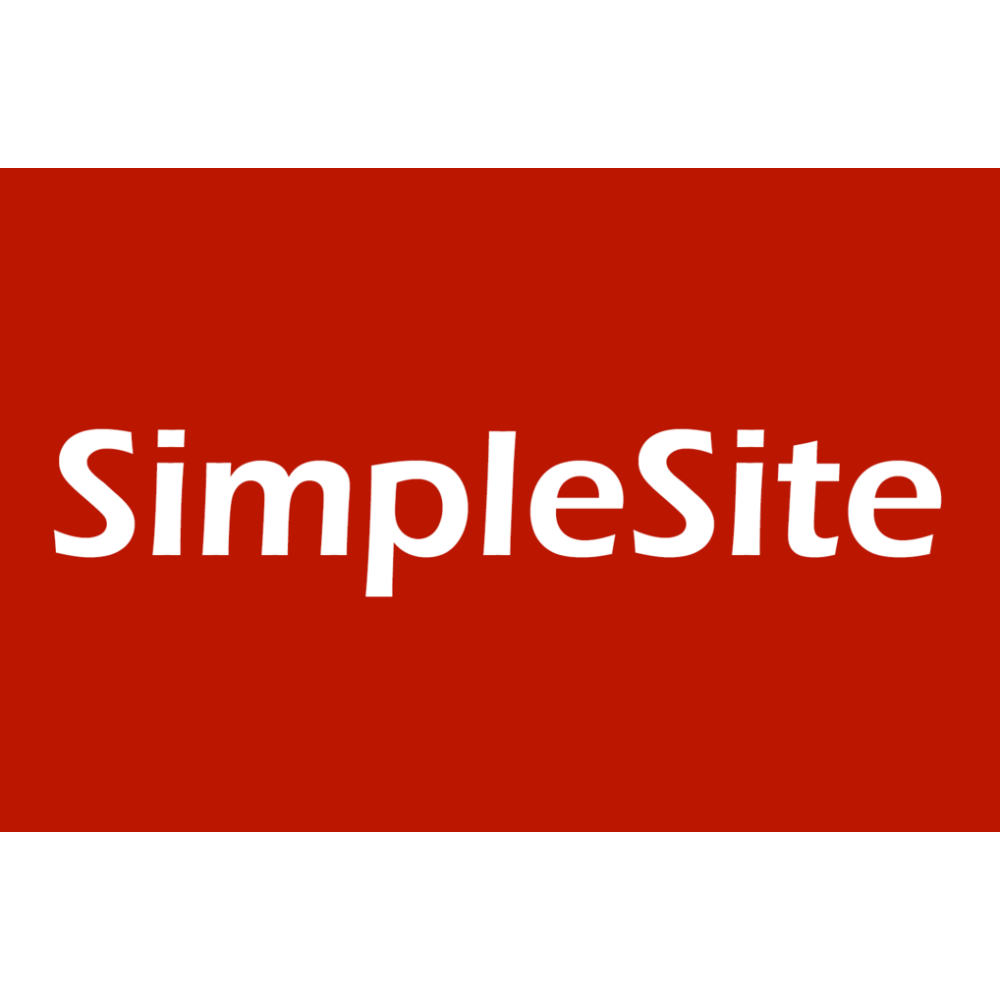 how to create a website with simplesite