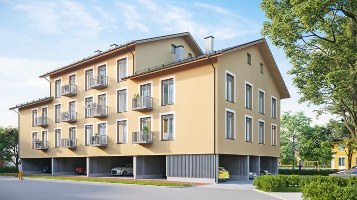 #0436 Development loan - 1.stage (Estonia)