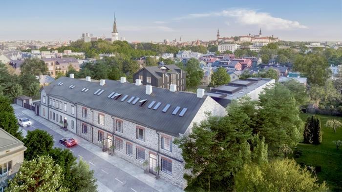 #6499 Development loan - 27.stage (Estonia)
