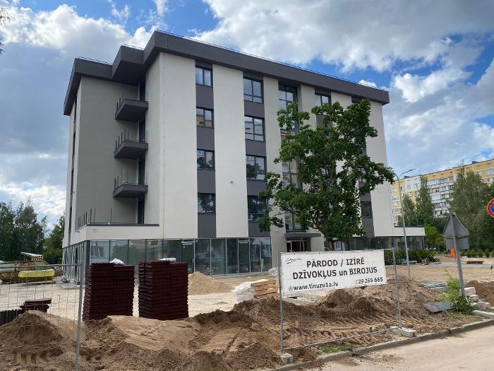 #0238 Vystymo paskola - 8.etapas (Latvija)