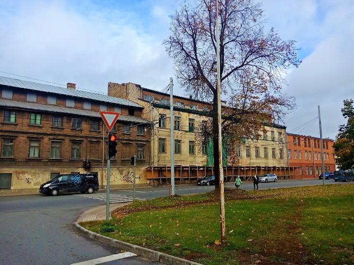 #1077 Bridge loan - 1.stage (Latvia)