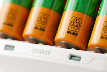 Example of product found in Rechargeable Batteries