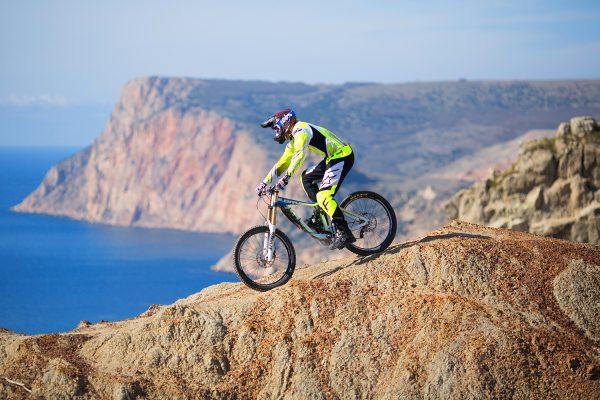 6 ragioni per abbandonare il calcetto e dedicarsi alla mountain bike