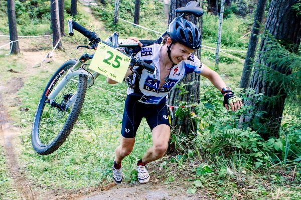 Perché pedalare una mountain bike rigida