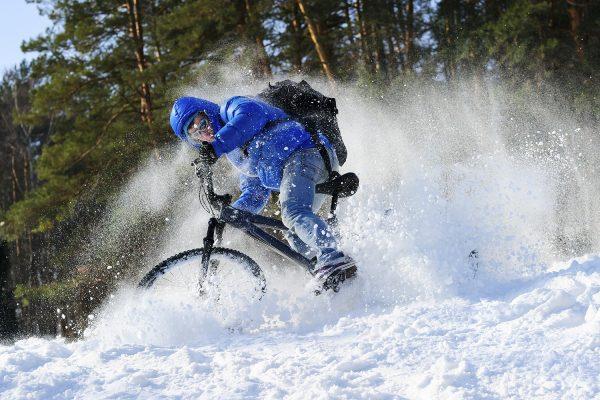 Abbigliamento invernale ciclismo: consigli pratici