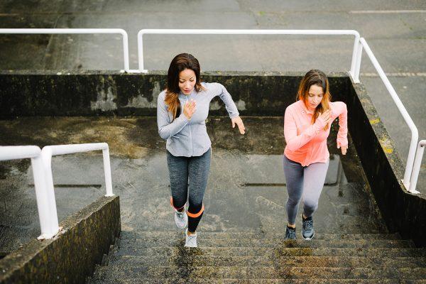 Donne che corrono: un nuovo modello di femminilità