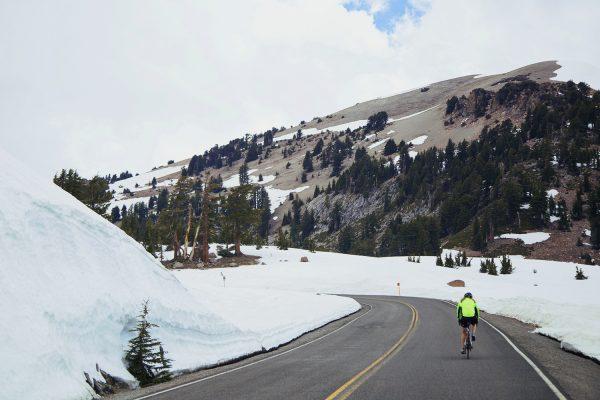 La stagione invernale, una opportunità per continuare a pedalare