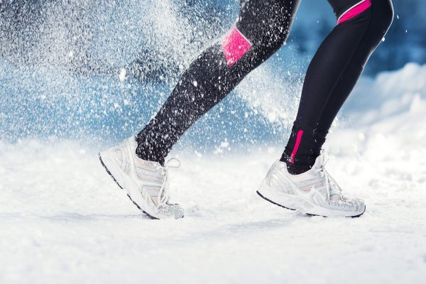 Costanza e flessibilità: come sopravvivere agli allenamenti invernali