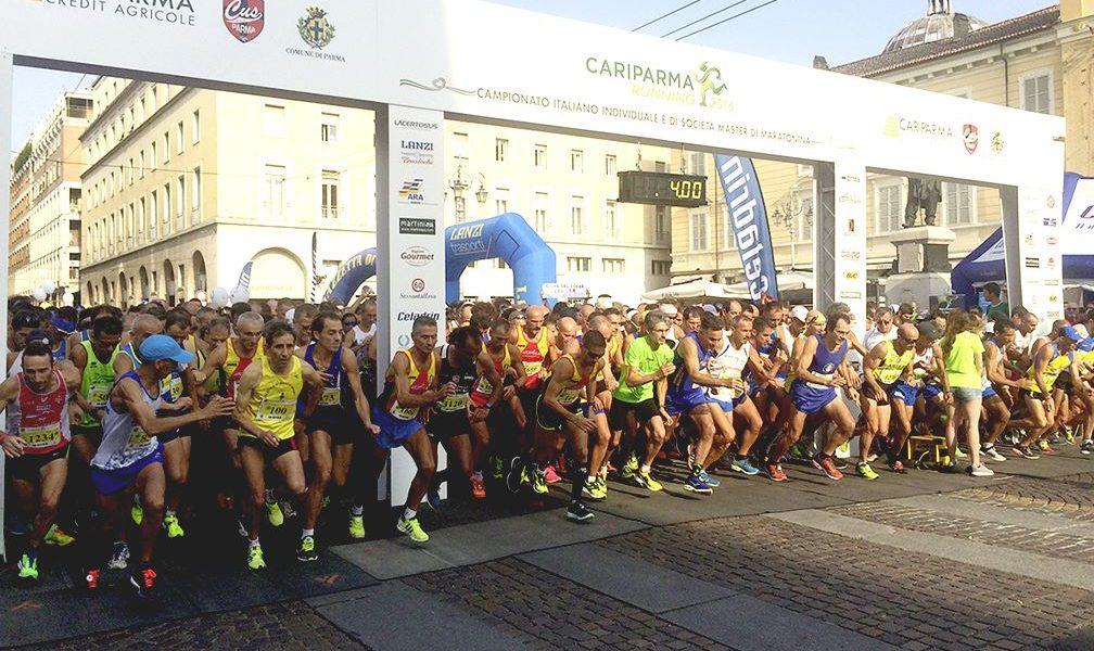 Cariparma Running: la marcia dei settemila